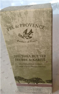 Pre de Provence Hand Lotion with Shea Butter and Lavender