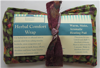 Village Herb Shop Herbal Comfort Wrap Eucalyptus and Peppermint