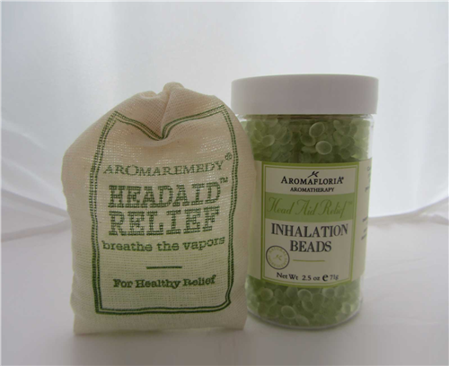 AromaRemedy Head Aid Relief Pack